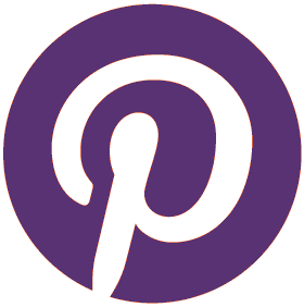 pinterest logo purp | Sequence Professional Products